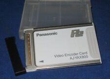 Panasonic P2 Video Encoder Card AJ-YAX800G