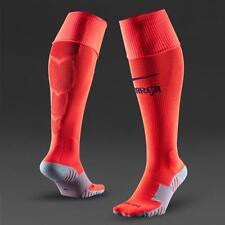 Nike 2014/2015 FCB Barcelona Away Stadium Soccer Socks-Bright Crimson/Blue/Gray
