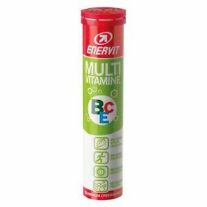 ENERVIT MULTIVITAMINE 20 CPR EFFERVESCENTI SPORT PALESTRA INTEGRATORI