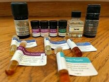 """Quality Essential Oils and Perfumery """"Kit"""" - with scale and book"""
