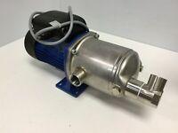 Lowara 2HM5T/A Multistage Water Pump Impeller Frequency: 50Hz Voltage 240/400VAC