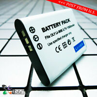 LI-90B 92B LI90B LI92B Battery for Olympus Stylus Tough TG1 TG2 TG3 TG4 iHS