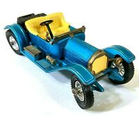 Matchbox Models Of Yesteryear Y-8 1914 Stutz 1969 Vintage Toy Car Diecast M334
