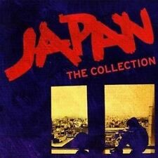 JAPAN - THE COLLECTION - CD SIGILLATO 2009 - DAVID SYLVIAN - RICHARD BARBIERI