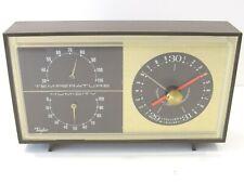 VINTAGE Taylor Instruments Temperature Humidy Barometer Scientific Weather Gauge