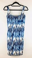 Calvin Klein Multicolored Career Dress Size 2