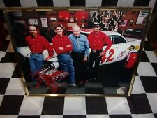 Petty Family Racing Reflections  - 8x10 Framed Picture