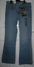 Levi's Stonewashed Bootcut Mid Rise Jeans for Women