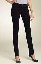 J Brand Jeans 942 Skinny Pencil Leg in Jett Black sz 27 x 30