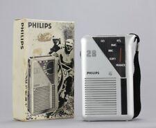 Philips 28 Vintage Radio LW  90AL028  (Réf#E-614)