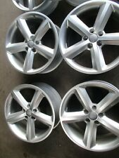 ORIGINAL AUDI A4/S4/RS4 8E FELGENSATZ IN 7,5Jx18 ET21 5x112mm     8E0601025AH