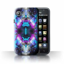 Blue Mobile Phone Fitted Cases/Skins for Samsung Galaxy S
