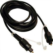 Cable audio fibra Optica Goobay 50937 10m