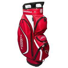 New Team Golf NFL Arizona Cardinals Clubhouse Golf Cart Bag