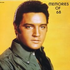Elvis Presley - Memories Of 68 - Original LP - TCB 62868