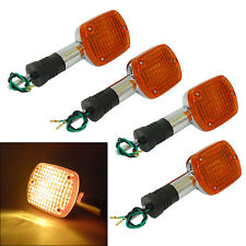 Turn Signals Light Fit HONDA CMX 250 450 Rebel VT 400 600 750 1100 Shadow Magna