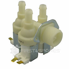 Replacement Washing Machine Triple Solenoid Water Valve 230V 16L/Minute 3/4 Inch