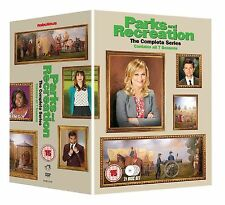 Parks and Recreation Complete Collection 1-7 DVD Box Set All Seasons UK R2 NEW