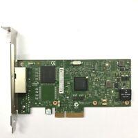 Original Intel I350-T2 PCI-Express PCI-E Dual RJ45 Gigabit Ports Server Adapter