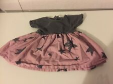 Next Baby Girl Dress Size Up To 3 Months/0-3 Months Stars/cute Excellent Condi