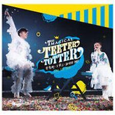 IVANA 張敬軒‧王菀之Magical Teeter Totter Concert 2017 (2CD + 2DVD)  2017 (All Region)