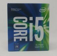 Intel Core i5-7500 LGA1151 CPU Processor