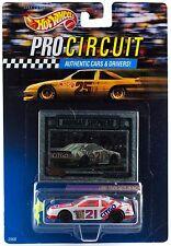 Hot Wheels Pro Circuit 1/64 Morgan Shepherd #21 Citgo New On Card 1992