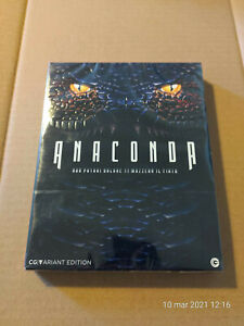 Anaconda (1997) Variant Limited Ed. Numerata 500 copie (Blu-ray)