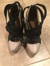 Victorias Secret Colin Stuart High Heel strappy pumps 6