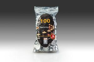 800 x 6 hour Tea Lights - Brand New, High Quality. Bulk Buy!
