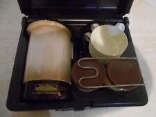 Travel Kit Coffee Maker Travl-Mate Empire Kar N Home 12V / 120V Percolator