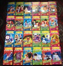 film LUPIN L'INCORREGGIBILE lotto 24 VHS De Agostini AFFARE