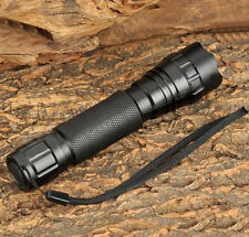 Ultra Fire WF-501B CREE XM-L2 U2 LED 1000LM 1 Mode Flashlight Torch With Strap