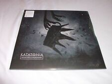 KATATONIA - DETHRONED AND UNCROWNED - 2 LP -  BLACK VINYL -  opeth record