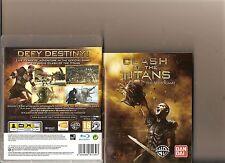 Furia De Titanes el VIDEOJUEGO PLAYSTATION 3 PS 3