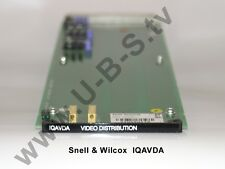Snell & Wilcox IQAVDA - Analogue Video Distribution Amplifire