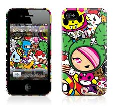 Hard Case GelaSkin- Tokidoki All Stars for iphone 4/4S