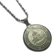 Allah Mohammad Anhänger Kette Halskette Allahkette Islam Muslim Halsschmuck
