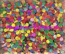 75g Konfetti Bunt - im Beutel -  Fasching Karneval Geburtstag Party Dekoration
