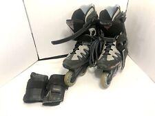 Rollerblade Womens Evo 07 Inline Black Progressive Fit System Size 9 Description