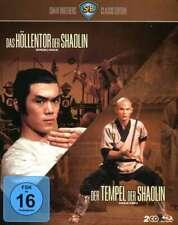 Das Hökkentor der Shaolin / Der Tempel der Shaolin [Blu-ray/NEU/OVP] Shaw Brothe