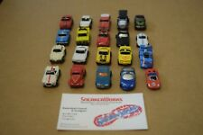 Vintage Galoob Micro Machines Lot Of 20 Vehicles Race Cars Muscle Ferrari Dino