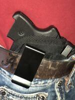 IWB Gun Holster With Extra Magazine pouch For Ruger LCP-380 With Laser