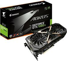 Gigabyte nVidia GeForce GTX 1080 Ti Gaming Graphics Video Card 11GB Aorus OC