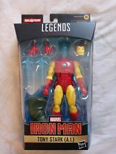 2021 Marvel Legends Shang-Chi Al Tony Stark Iron Man BAF Mr Hide C8/9