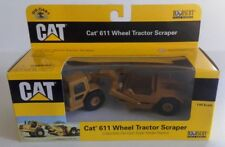 NORSCOT CAT 611 Wheel Tractor Scraper - Décapeuse - 1:64 - 55064