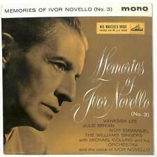 "Various - Memories Of IVOR NOVELLO (No 3) - 7"" Vinyl Record EP"
