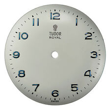 Vintage Orig NOS Rolex Tudor Royal Big Rose Wristwatch Dial 1940