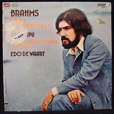 BRAHMS Piano Concert No.1-Radu Lupu-Edo de Waart LONDON #CS6947-SEALED UK IMPORT