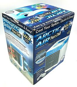 Arctic Air Pure Chill Cooling Evaporative Cooler with UV light NEW SEALED